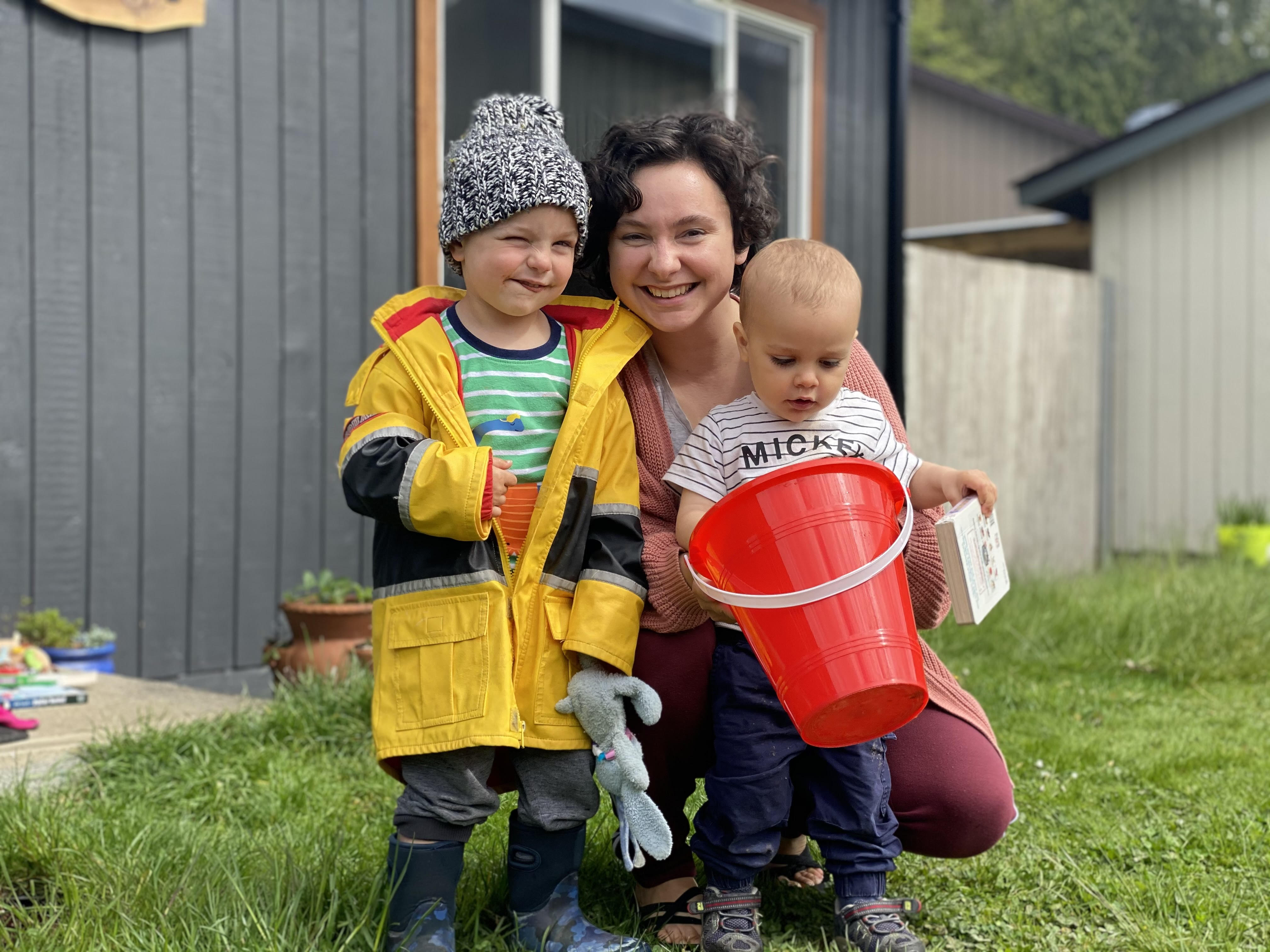 North Island Mother Goose programs get creative during pandemic year