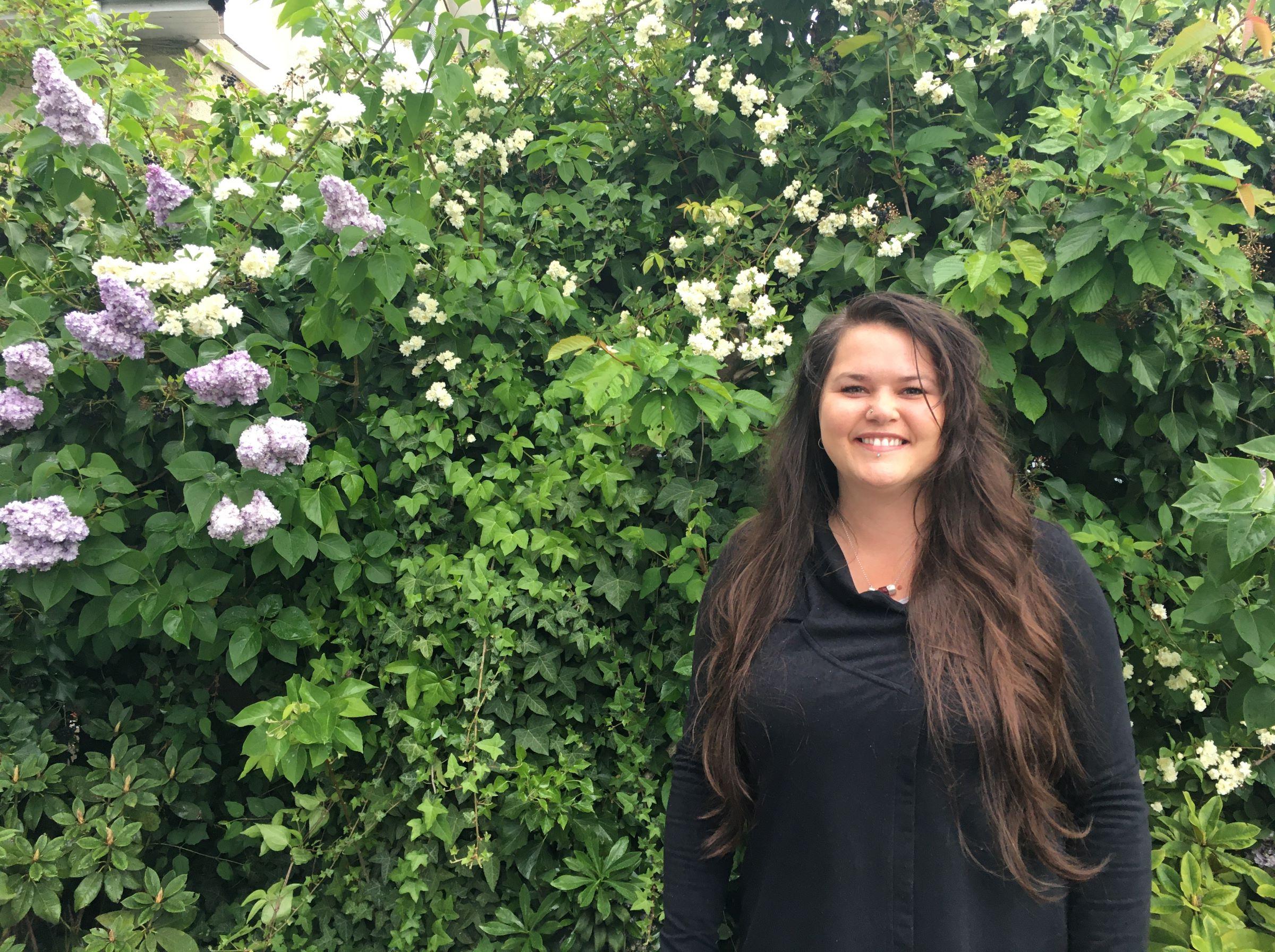 EA student Rochelle Perrott joins the literacy team